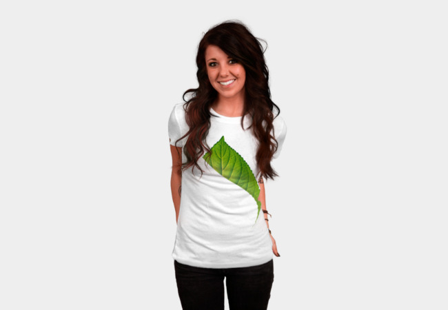 Be Green T-Shirt - Design By Humans