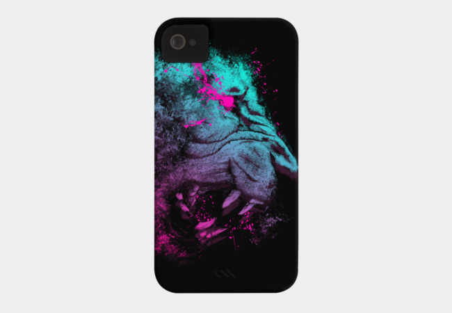 The King Phone Case - Design By Humans