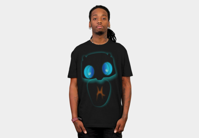 Earth to Echo robot T-Shirt - Design By Humans