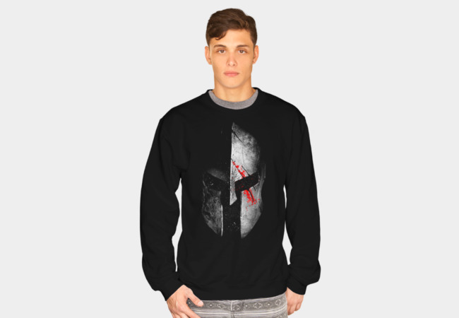 Spartan Sweatshirt - Design By Humans