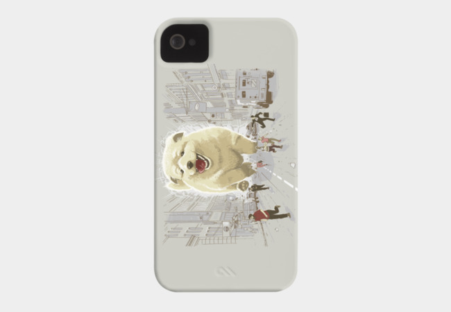 Attack of the cutest monster Phone Case - Design By Humans