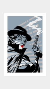 The Sexy Mob Art Prints