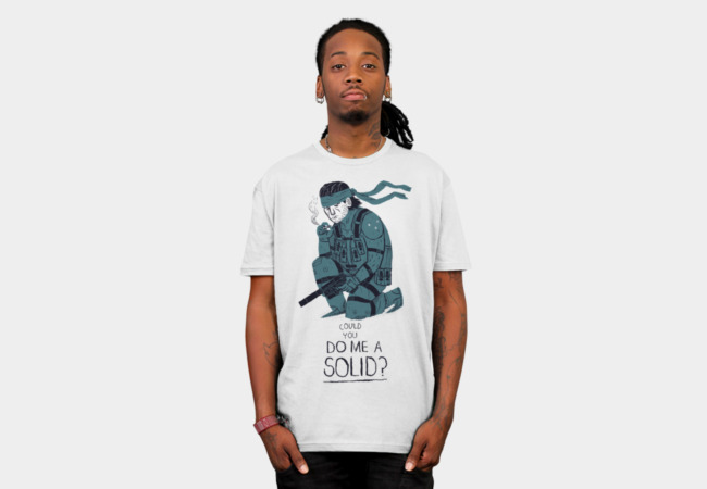 do me a solid. T-Shirt - Design By Humans