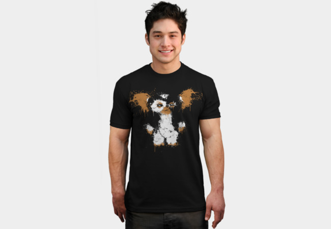 Gizmo painting T-Shirt - Design By Humans