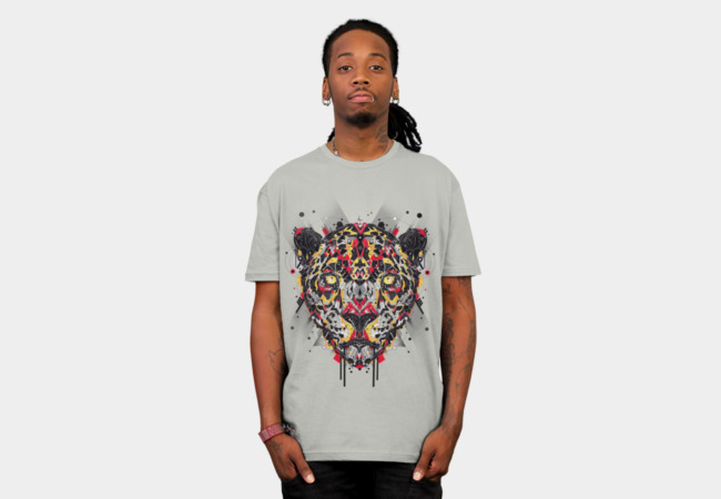 leopard T-Shirt - Design By Humans