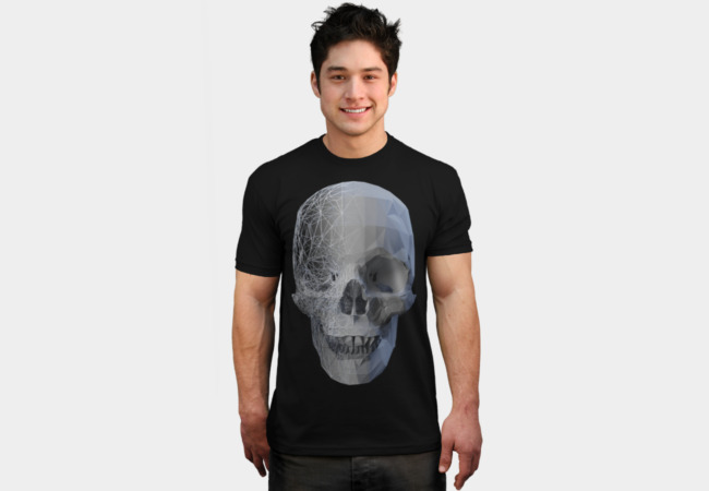 skull 3 T-Shirt - Design By Humans