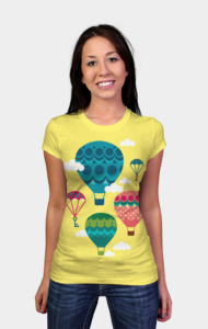 Colors in the sky! T-Shirt