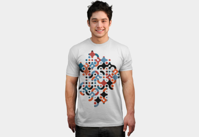 Coalesce T-Shirt - Design By Humans