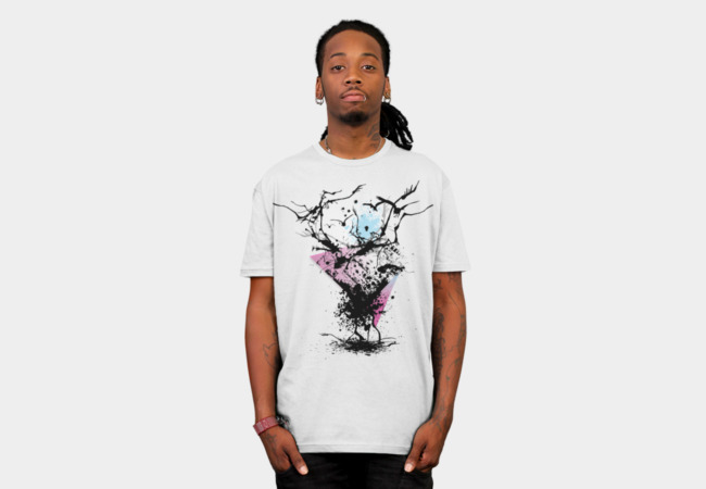 Blasted Memories T-Shirt - Design By Humans