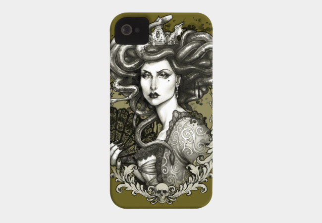 MEDUSA IMPERATRIX MUNDI Phone Case - Design By Humans