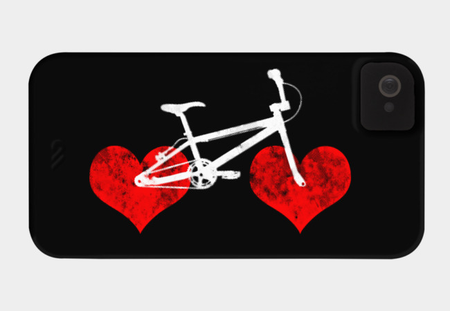 I love my bicycle Phone Case - Design By Humans