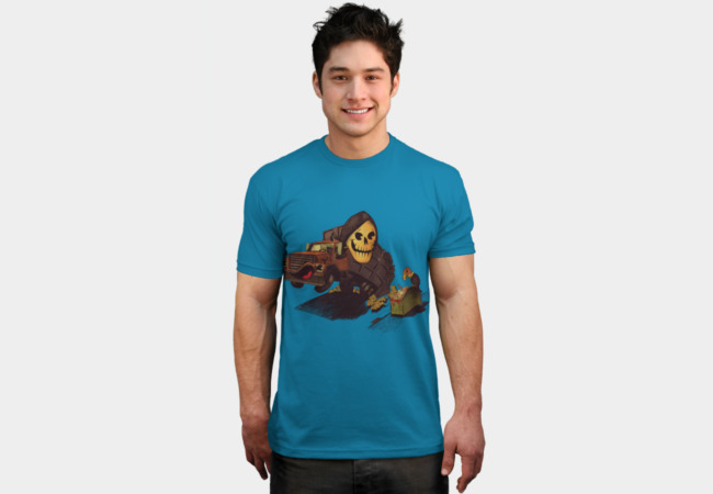 Garbage man T-Shirt - Design By Humans