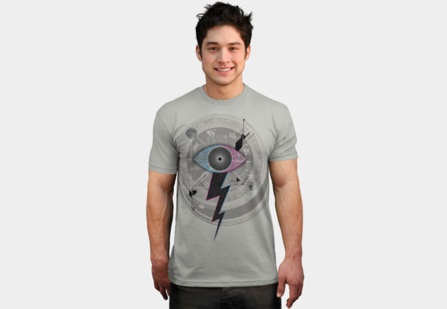 Eye of the Beholder v1.2 T-Shirt - Design By Humans
