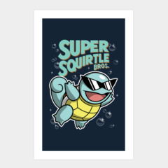 Super Squirtle Bros.