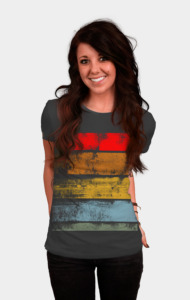 Retro Wood T-Shirt