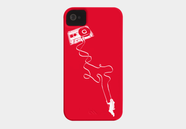 Swing To The Music Phone Case - Design By Humans