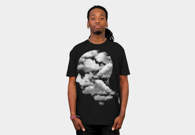 Clouded Judgment T-Shirt - Design By Humans