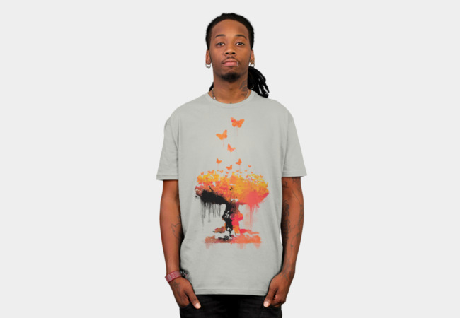 Animal explosion T-Shirt - Design By Humans