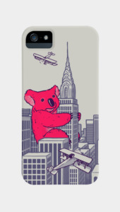 Marsupial Madness Phone Cases