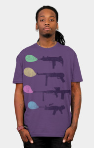 Bubble-Guns T-Shirt