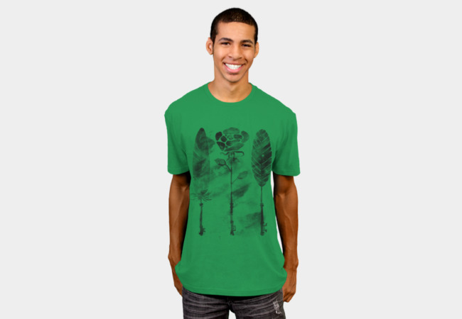 Keys to Nature T-Shirt - Design By Humans