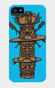 TIKI TIME T-Shirt
